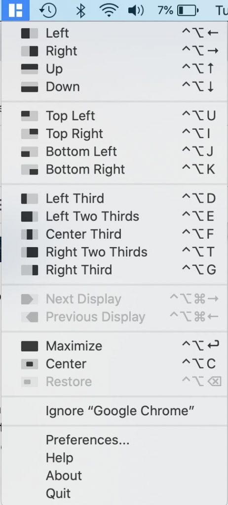 Magnet options